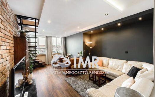 eladó Lakás - Budapest VI. kerület  Különleges lakás