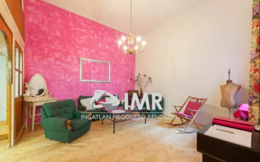 eladó Lakás - Budapest VI. kerület  Király utcában 2 különnyíló szobás lakás
