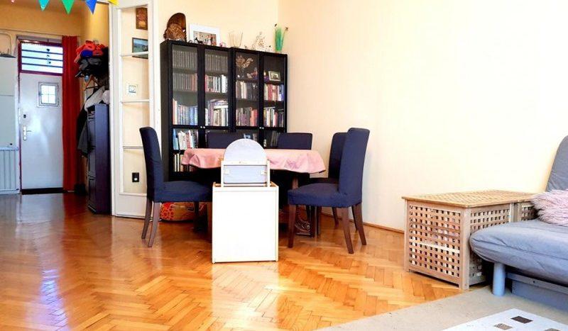 eladó Lakás - Budapest VI. kerület  4 szobássá alakítható