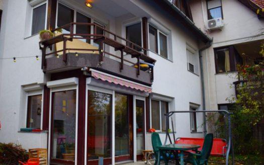 eladó Ház- házrész - Budapest II. kerület  Bájos otthon Törökvészen