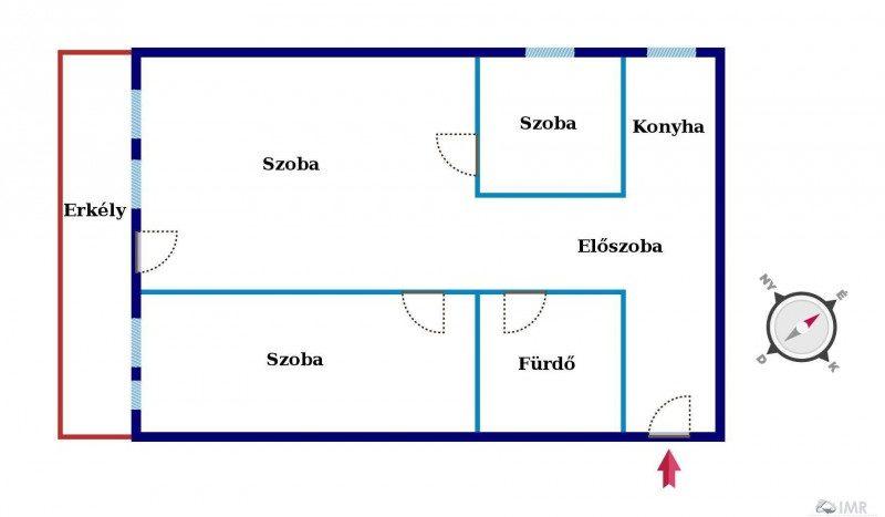 Eladó Lakás - Budapest XII. kerület  Költő utca