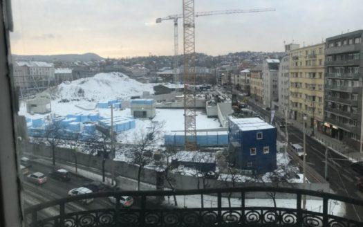 eladó Lakás - Budapest II. kerület  Margit körút tüdejében 100nm felújítandó
