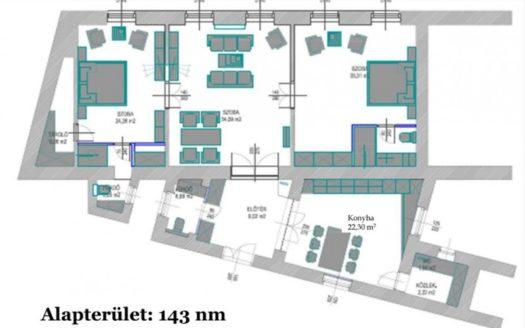 eladó Lakás - Budapest V. kerület Belváros Ferenciek tere