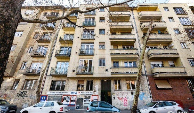 Eladó Lakás - Budapest XI. kerület  Stoczek utca