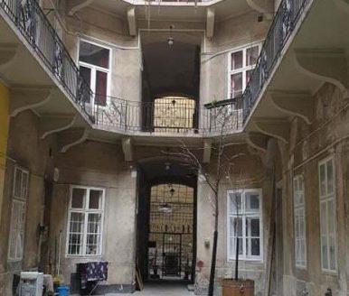 Eladó Lakás - Budapest VII. kerület  Gozsdunál 42 nm-es 1.5 szobás Air Bnb la