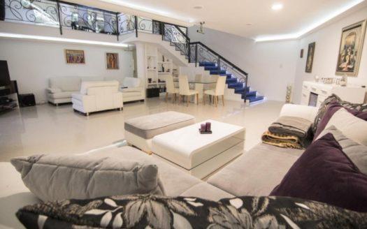 Eladó Ház- házrész - Budapest II. kerület  Rózsadomb szomszédságában luxus ingatlan