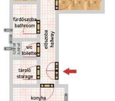 Eladó Lakás - Budapest VII. kerület Külső-Erzsébetváros - Ligetváros Peterdy utca