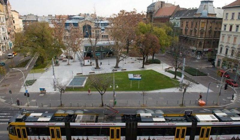 Eladó Lakás - Budapest VIII. kerület Józsefváros - Palotanegyed - Nagykörúton belül Gutenberg tér