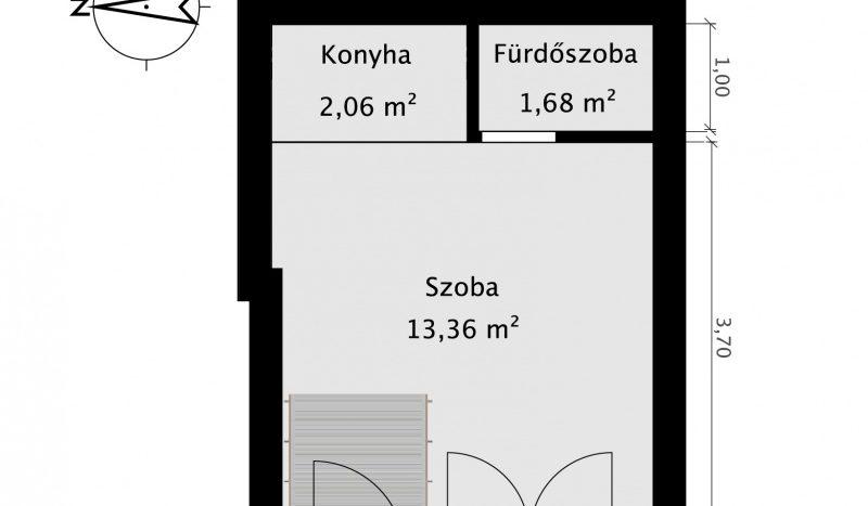 Eladó Kereskedelmi és ipari ingatlan - Budapest VIII. kerület Józsefváros - Corvin negyed - Nagykörúton kívül Corvin negyed