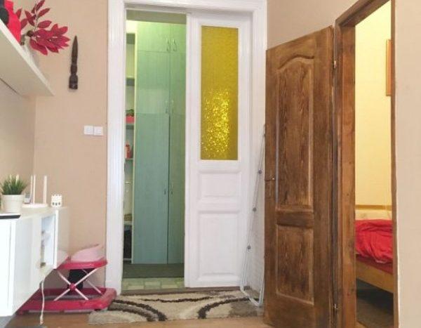 Eladó Lakás - Budapest VI. kerület Terézváros - Nagykörúton kívül - Diplomatanegyed Bajza utca