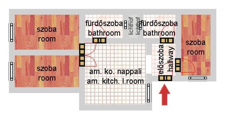 Eladó Lakás - Budapest VIII. kerület Józsefváros - Népszínház negyed - Nagykörúton kívül Teleki László tér