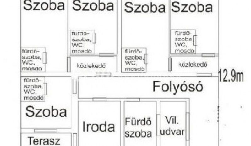 Eladó Lakás - Budapest VIII. kerület Józsefváros - Népszínház negyed - Kerepesdülő - kívül József körút