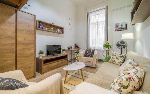 Eladó Lakás - Budapest VI. kerület Terézváros - Nagykörúton belül Zichy Jenő utca