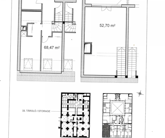 Eladó Lakás - Budapest V. kerület Lipótváros Vigyázó Ferenc utca