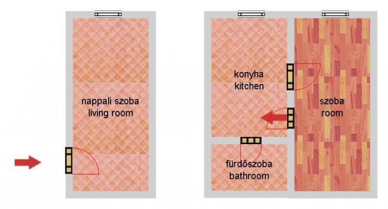 Eladó Lakás - Budapest V. kerület Belváros Sörház utca