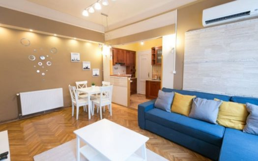 Eladó Lakás - Budapest VII. kerület Középső-Erzsébetváros - Nagykörúton kívül Hársfa utca