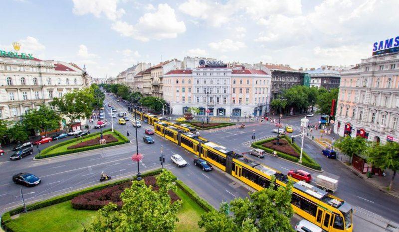Kiadó Lakás - Budapest VI. kerület Terézváros - Nagykörúton belül Teréz körút
