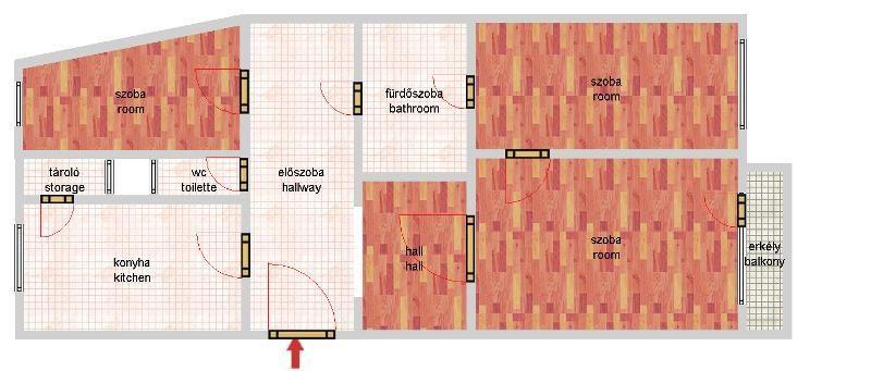 Eladó Lakás - Budapest V. kerület Belváros Régi posta utca