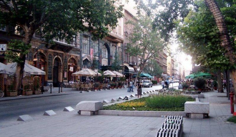Kiadó Lakás - Budapest VI. kerület Terézváros - Nagykörúton belül Nagymező utca
