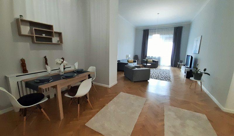 Kiadó Lakás - Budapest IX. kerület Középső-Ferencváros - Rehabilitációs terület Üllői út