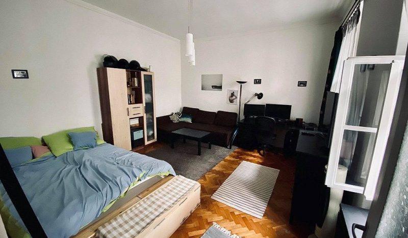 Eladó Lakás - Budapest IX. kerület Középső-Ferencváros - Rehabilitációs terület Haller utca