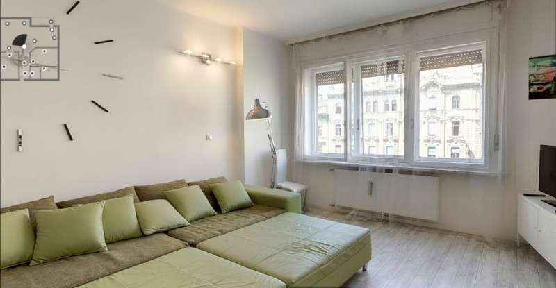 Eladó Lakás - Budapest VIII. kerület Józsefváros - Palotanegyed - Nagykörúton belül Rákóczi út